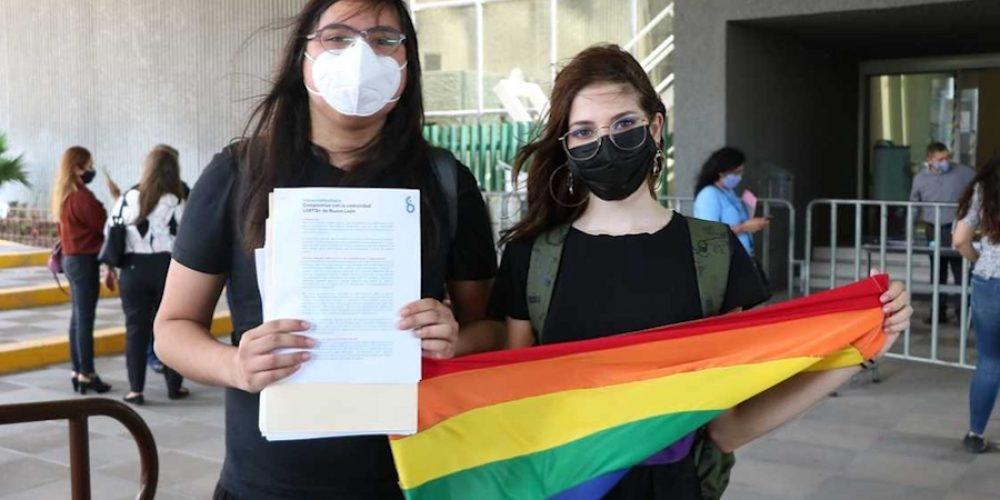 Comunidad LGBT+ pide instalar consejo contra la discriminación en Nuevo León