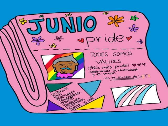 11 acciones para celebrar el Mes del Orgullo LGBT+