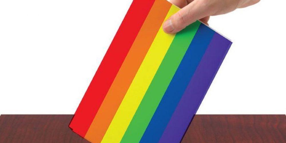 Votos por encima de la diversidad sexual