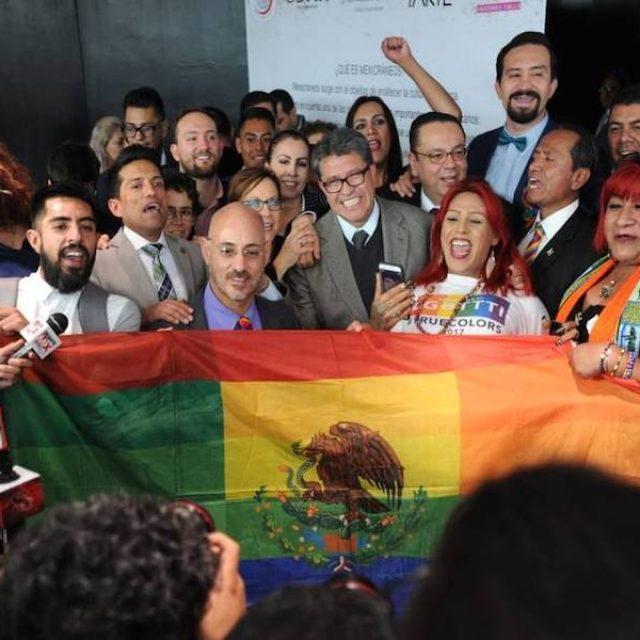 Senado avala garantías de seguridad social para parejas del mismo sexo