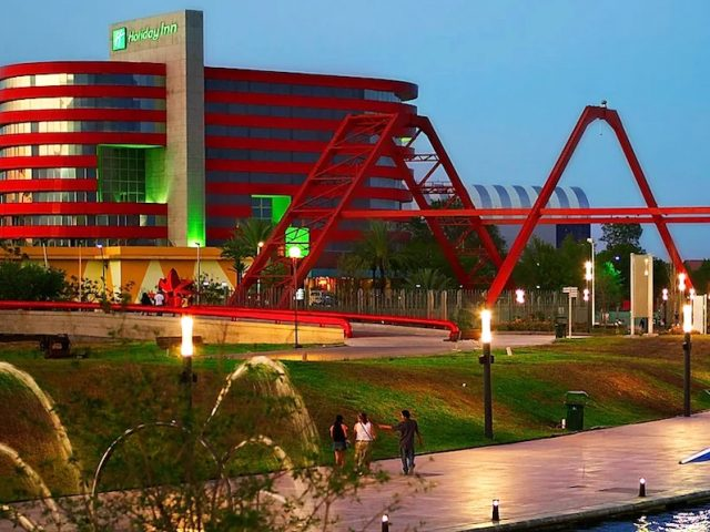Holiday Inn Monterrey Parque Fundidora